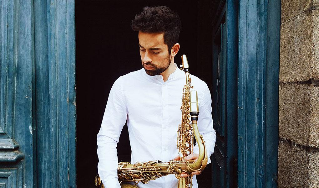 Festival TdJ - Maxence Ravelomanantsoa Quartet et Clémence Colin