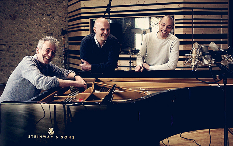 "Laurent de Wilde ""New Monk Trio"""