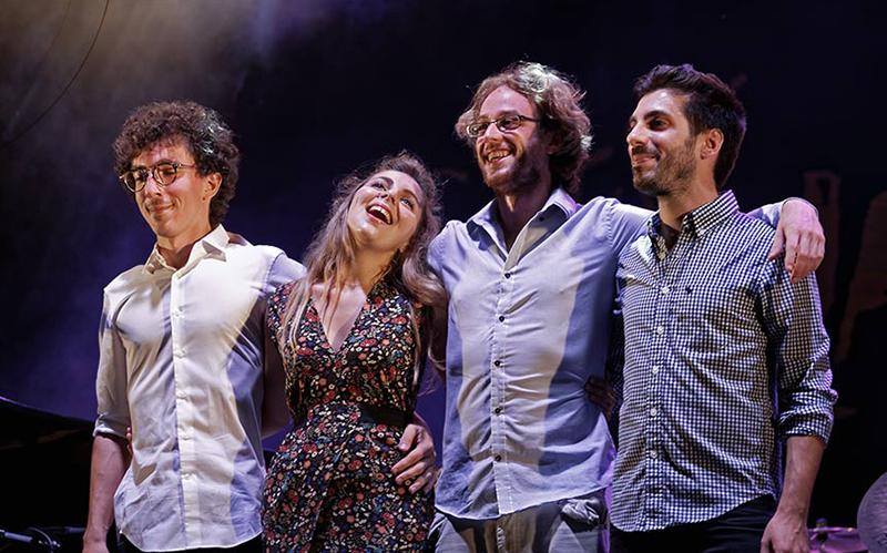 Naïma Quartet «Sea Of Red»