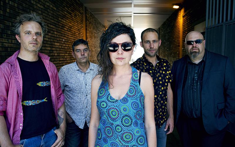 Elodie Pasquier Quintet «MONA»