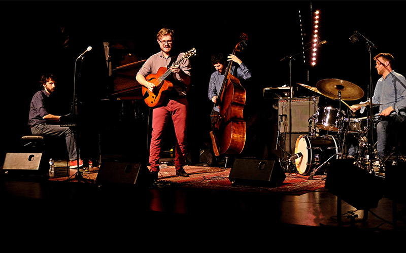 Julien Marga Quartet