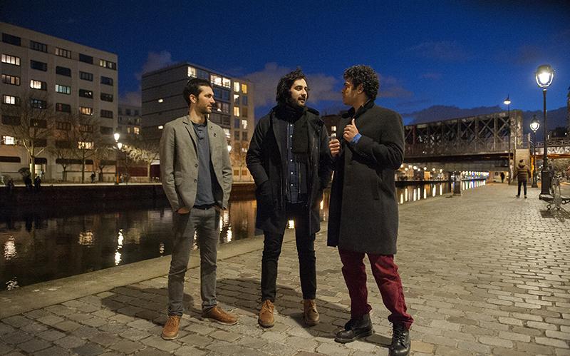 Claudio Miotti Trio
