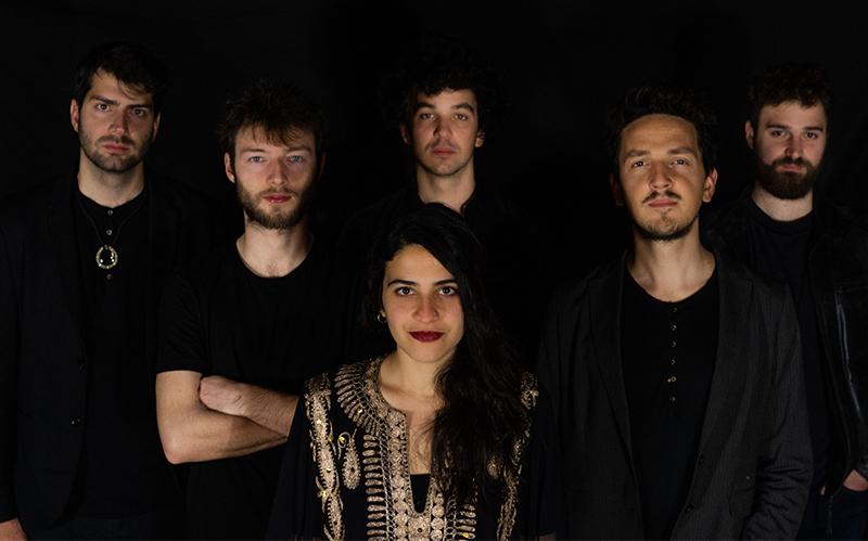 REPORT - Sarâb sextet - festival