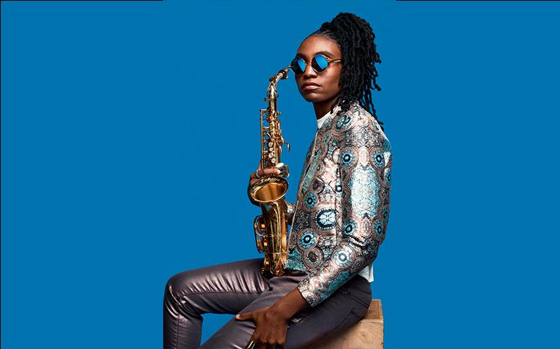 """Lakecia Benjamin """"Pursuance : The Coltranes"""""""